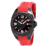 Relógio Technos Masculino Flamengo Oficial Fla2315aa/8p