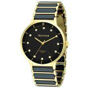Relógio Technos Elegance Ceramic Feminino 2036lmo/4p