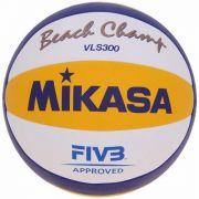 Bola De Vôlei De Praia Mikasa Vls 300 Profissional