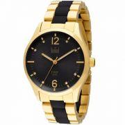 Relógio Dumont Feminino Ever Dourado Du2036lsg/4p