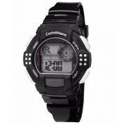 Relógio Technos Corinthians Digital Cor13615a/8p