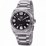 Relógio Botafogo Masculino Oficial Technos Bosao2315al/p