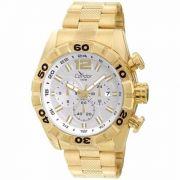 Relógio Condor Masculino Dourado Analógico Covd33aa/4k