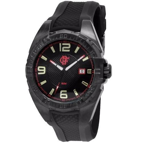Relógio Technos Masculino Flamengo Oficial Fla2315ad/8p