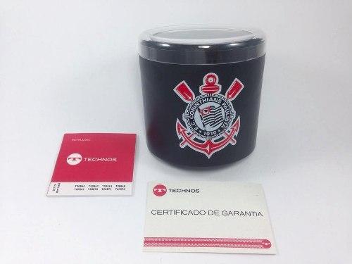 Relógio Technos Masculino Corinthians Oficial Cor2035aa/8p