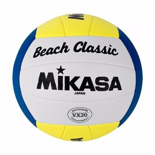 Bola De Vôlei De Praia Mikasa Beach Classic Vx20