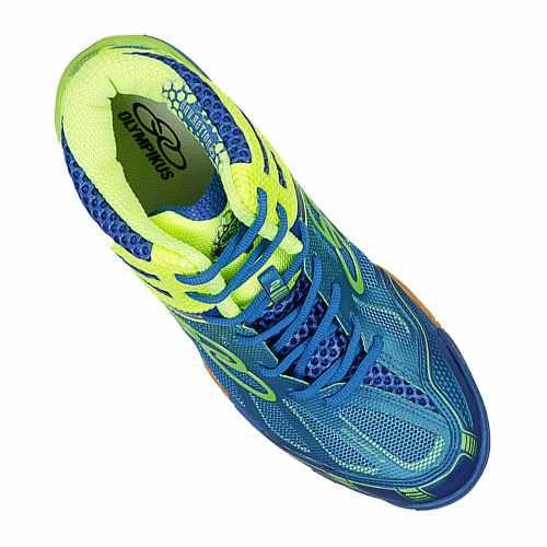 Tênis Olympikus Golden 2 - Verde Azul