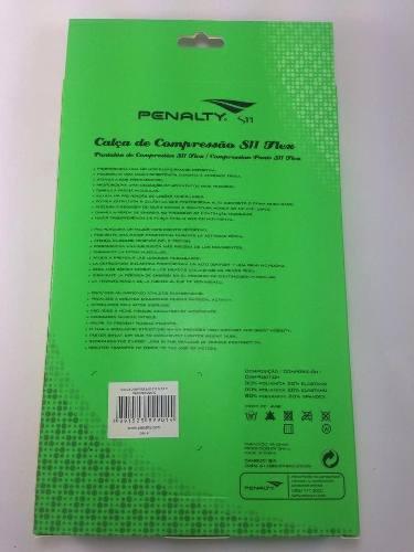 Calça De Compressão Térmica Penalty S11 Flex
