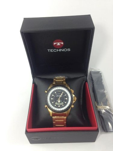 Relógio Technos Performance Troca Pulseira T205fe 4p - Naná Sports eac4daaed3