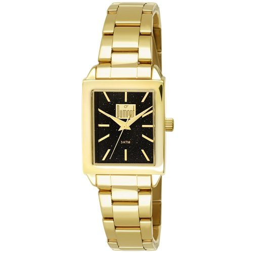 Relógio Dumont Feminino Dourado Du2035lmz/4m