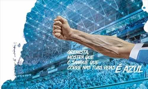 Relógio Masculino Technos Grêmio Digital Casual Gre1360b/8a