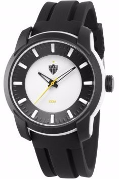 Relógio Technos Atlético Mineiro Cam2535ac-8p