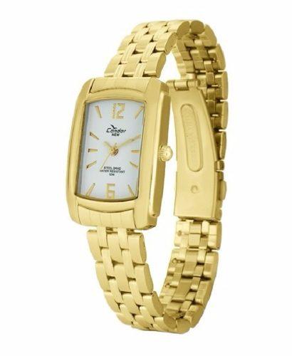 Relógio Condor Feminino Dourado - Kt85525/4b