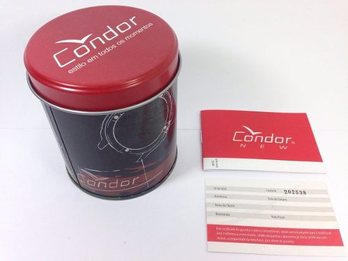 Relógio Masculino Condor Casual Co2115ug/3v