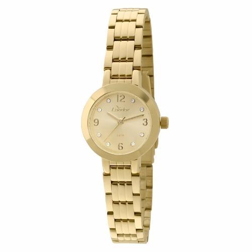 Relógio Condor Feminino Dourado - Co2035kku/4x