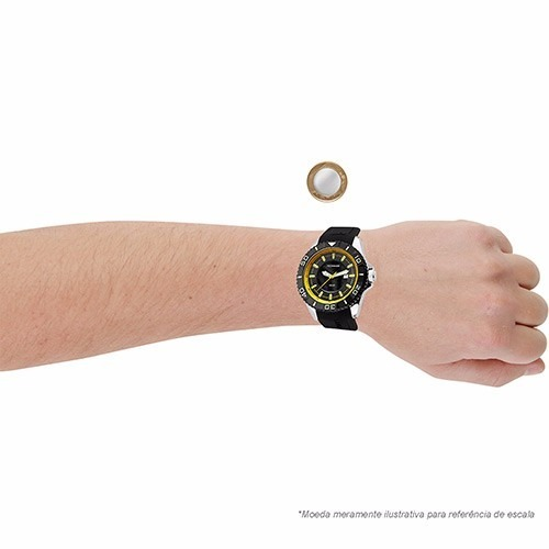 Relógio Masculino Technos Analógico 2115kma/8p