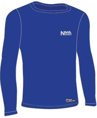Camisa Infantil Térmica Proteção Solar Uv