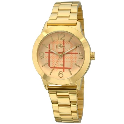 Relógio Feminino Allora Analógico Al2035fbq/4x