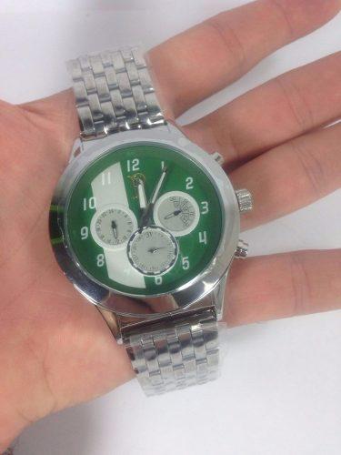Relógio Technos Palmeiras Masculino Cronógrafo Palvx9jaa/3v