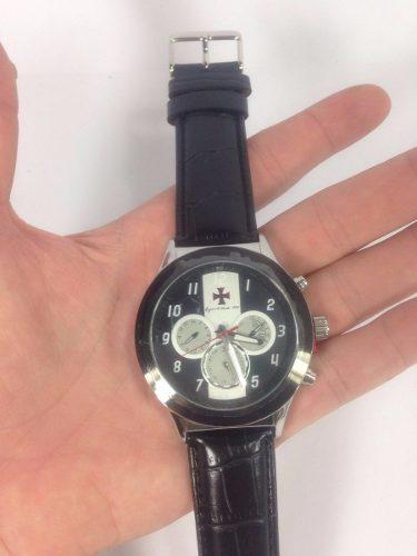Relógio Technos Vasco Masculino Cronógrafo Vasvx9jaa/3p