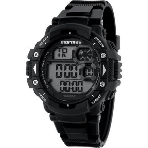 Relógio Masculino Mormaii Digital Acqua Pro Mo13609/8c