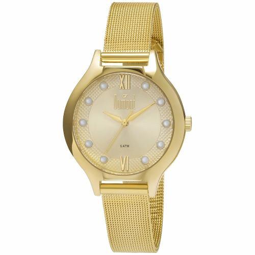 Relógio Dumont Feminino Lady - Du2035loc/4d
