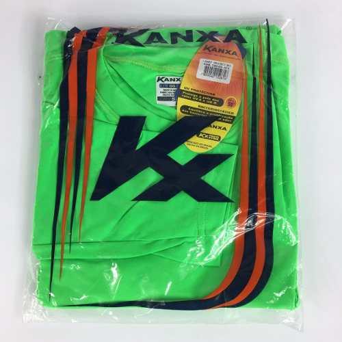 Camisa Térmica Kanxa Com Proteção Solar Uv Fps50 Manga Longa