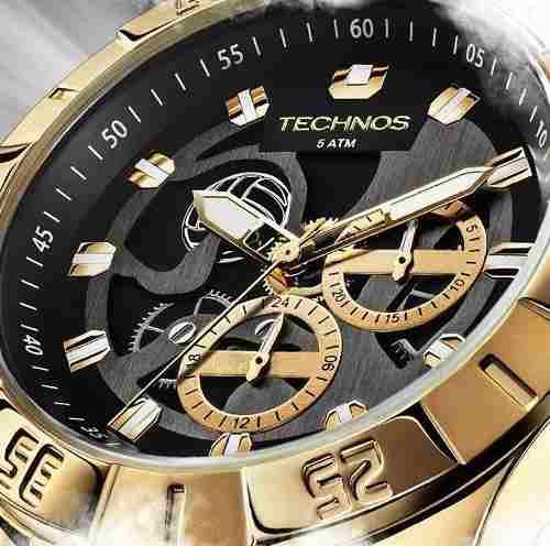 Relógio Masculino Technos Time De Heróis Vôlei 6p79bc 4p - Naná Sports c88012c082