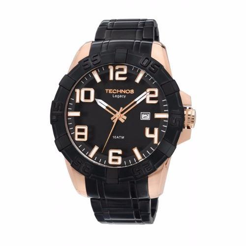 Relógio Masculino Technos Classic Legacy 2315abk/1p