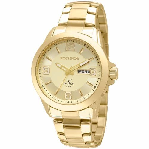 Relógio Technos Classic Golf Masculino 2305am/4x