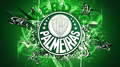 Relógio Technos Palmeiras Analógico Pal2315ad/8v