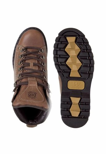 Bota West Coast Couro Legítimo Worker Classic