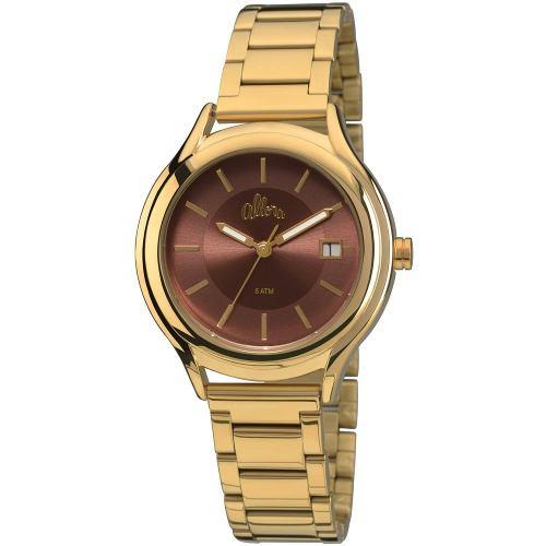 Relógio Feminino Allora Analógico Al2115ah/4m