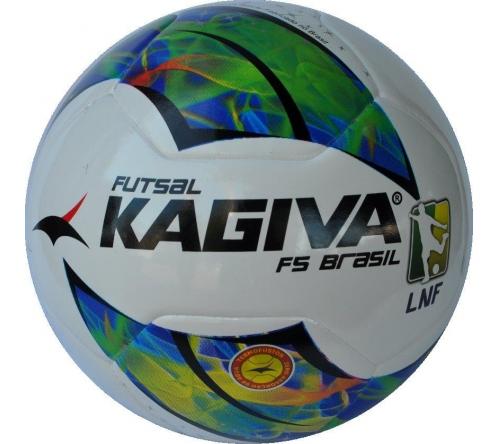 Bola De Futsal Kagiva F5 Brasil Profissional