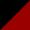 Preto / Vermelho escuro