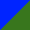 Azul / Verde escuro