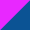 Fúcsia / Azul escuro