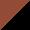 Terracota / Preto