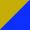 Dourado / Azul