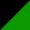 Preto / Verde
