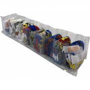 Colmeia Organizadora ZIG 7 BABY - CRISTAL  (Kit c/ 3)