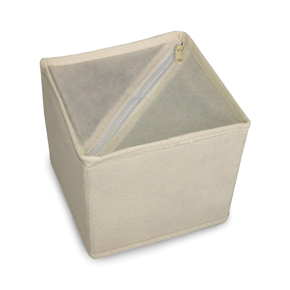 Caixa Organizadora Bege - TAM P