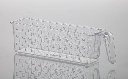 Cesto Organizador Cristal com Alça