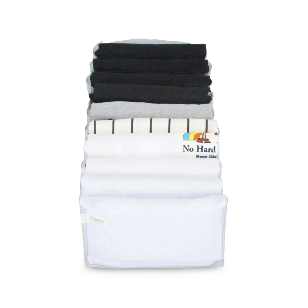 Colmeia Organizadora ZIG 6.20 - Cristal (Kit c/ 3)