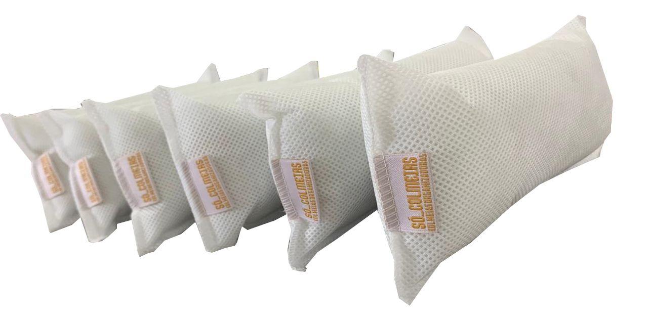 Kit de almofadas para colmeia organizadora