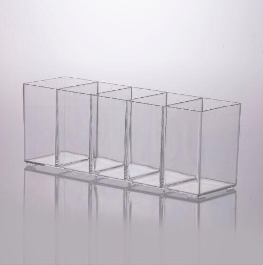 Organizador Multiuso Com 5 Divisórias