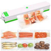 Seladora Eletrica Vacuo Embaladora 110v Ou 220v Termica Alimentos