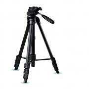Tripe Universal Telescopico  Camera Celular Suporte Aluminio Fotografico Portatil