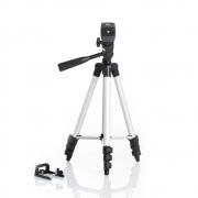 Tripe Universal Telescopico  Camera Celular Suporte Fotografico Aluminio Portatil