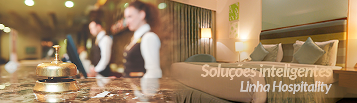 soluções inteligentes para hotéis